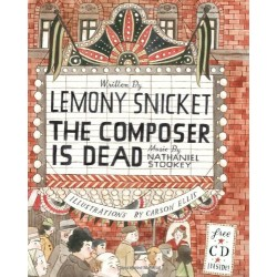 Composer Is Dead [With CD (Audio)]