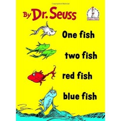 Dr. Seuss: One Fish Two Fish Red Fish