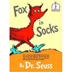 Dr. Seuss: Fox in Socks