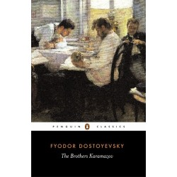 Brothers Karamazov: A Novel in Four Parts and an Epilogue