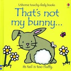 Touchy-Feely Books: That's Not My Bunny