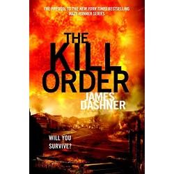Maze Runner Trilogy 4: The Kill Order