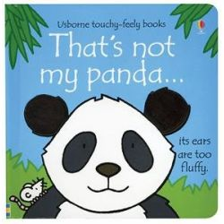 Touchy-Feely Books: That's Not My Panda