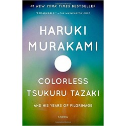Colorless Tsukuru Tazaki and His Years of Pilgrimageæ