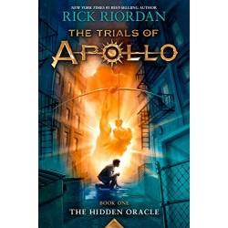 The Trials of Apollo book 1: The Hidden Oracle