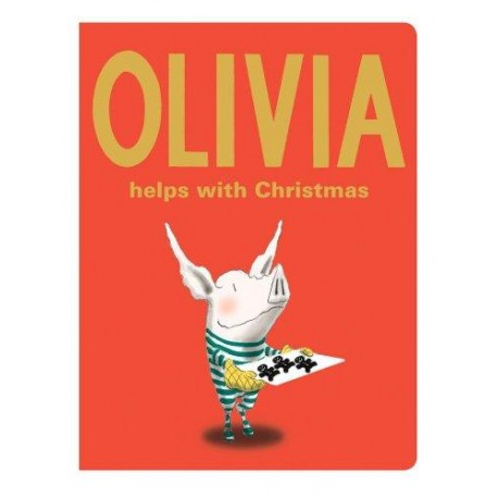 Olivia Helps for Chirstmas