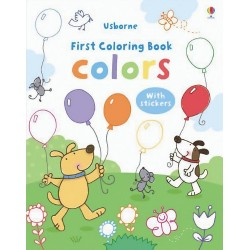 First Coloring Book Colors