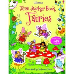 First Sticker Book Fairies